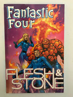 Fantastic Four Flesh and Stone TPB Softcover 1st Print