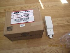 6 NEW JUNO TRAC-MASTER POWER FEEDS FOR TRACK LIGHTING  TCLFM11WH