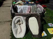 Greco Pack N Play with infant bassinet and changing station
