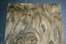 Walnut Burl Raw Wood Veneer Sheet 11 X 33 Inches 142nd Thick I4680 60