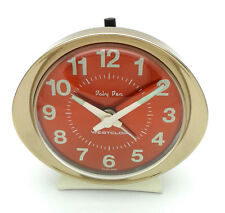 Alarm Clock to Charge Years 80 'New' Outer White And Golden