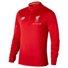 Camisetas de fútbol de clubes ingleses entrenamientos liverpool
