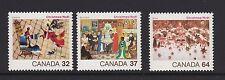 Canada 1984 Christmas MNH SG1137-9 Scott 1040-42