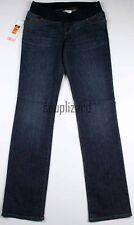 NEW Women's Maternity Denim Jeans Under Belly Liz Lange NWT Size 2 6 8 12 14 18