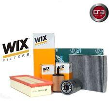 Servicekit 4 Filter BMW 318D 320D E46 85 100 KW