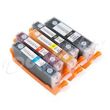 Refillable Cartridge Set for Canon 270/271 PIXMA MG5720 MG5721 MG5722 MG6820