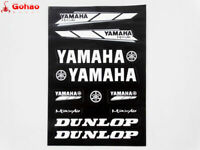 New Set Motorcycle Vinyl Decals Graphic Autocollant Aufkleber Adesivi for Yamaha