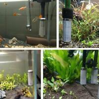 Aquarium Stainless Steel Mesh Filter Fish Inlet Protect Shrimp Guard Inflow Y1S1