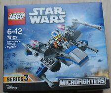 Lego - Star Wars - 75125 - Resistance X-Wing Fighter - NEU - OVP