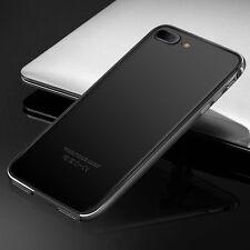 Ultra Slim Aluminum Metal Bumper Shockproof Case Cover for iPhone 7 4.7in/7 Plus