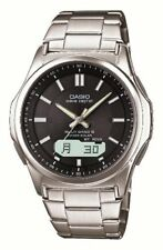 CASIO WAVE CEPTOR WVA-M630D-1AJF Tough Solar Men's Watch Atomic Radio New