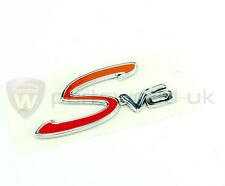 Alfa Romeo Brera Edición especial S V6 Placa/Emblema A Estrenar Genuino