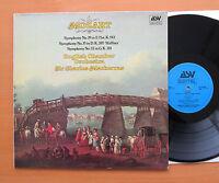 ASV DCA 543 Mozart Symphony 32 35 39 Sir Charles Mackerras 1985 EXCELLENT