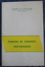 POMMIERS en Languedoc Méditerranéen - 1963