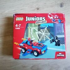 LEGO - Super Heroes - Spider-Man: Spider-Car Pursuit - 10665
