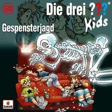 CD * DIE DREI ??? (FRAGEZEICHEN) KIDS - 60 - GESPENSTERJAGD # NEU OVP =