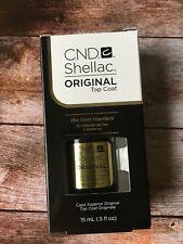 CND Shellac Top coat 15 ml Big Size NEU 100 % Original Made in USA