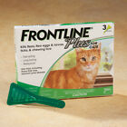 Frontline Plus for Cats and Kittens Up to 8-Week and Older 3 Doses Quick results