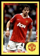 Panini Manchester United 2010-2011 Owen Hargreaves No. 22