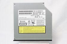 DVD-RW-R PANASONIC UJ-831B NOTEBOOK 8x DVD BURNER DOUBLE LAYER SLIMLINE OK#K532