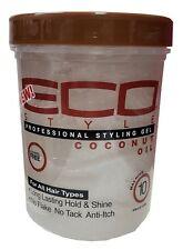 Eco Styler Coconut Oil Kokosöl Max Hold  Professional Styling Gel  946ml