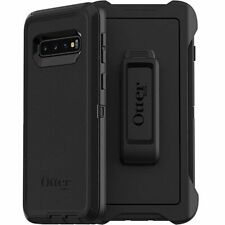Otterbox Defender Rugged Case Belt Clip For Samsung Galaxy S10+ Plus
