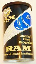 Ram Racquetball Balls, Pack of 2, Blue, New