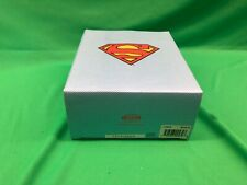 LIMITED EDITION FOSSIL SUPERMAN WATCH LI2505 ONLY 2000 MADE