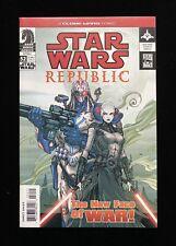 STAR WARS REPUBLIC #52 (4/03) 1ST ASAJJ VENTRESS COVER APP DARK HORSE NM- (9.2)