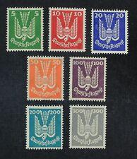CKStamps: Germany Stamps Collection Scott#C20-C26 Mint LH OG