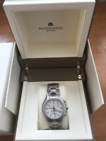 Maurice Lacroix Chronograph Watch