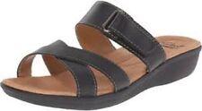 Clarks Leather Slides 7 Sandals & Flip Flops for Women