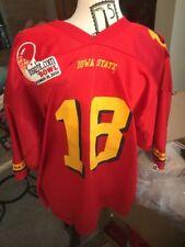 Iowa State Cyclones Football Jersey 2000 Insight.com Bowl Patch Coach Quartaro