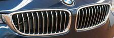 BMW OEM F32 F33 F36 F82 F83 4 Series Luxury Line Full Chrome Kidney Grille Pair