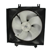A/C Condenser Fan Cooling Fan Right Passenger Side For 2008-2011 Subaru Impreza