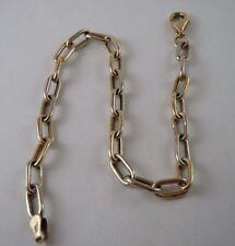 Unbranded Chain 20 - 21.49cm Length Fine Bracelets