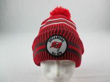 Tampa Bay Buccaneers New Era Hat Men's Red Winter Hat NEW Multiple Sizes