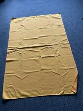Wonderful mustard colour  tablecloth