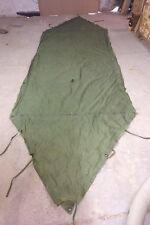 Canadian Forces Half Shelter, Pup Tent,Ground,Sheet Water Proof, 2 pack