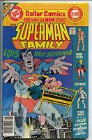 Superman Family 183 DC 1977 FN VF Neal Adams Supergirl Jimmy Olsen Lois Lane