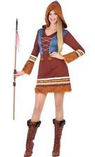 Déguisement Femme Esquimau XS/S 36/38 Costume Adulte Pays du monde Inuit