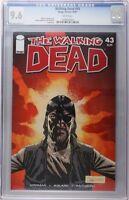 Walking Dead # 43 CGC 9.6 NM+ (Oct 2007 Image) WP Kirkman, Adlard & Rathburn