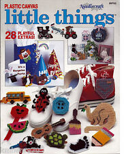 The Needlecraft Shop Plastic Canvas Little Things 89PH2 Free Shipping