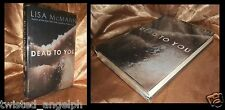 Book for Sale: Dead to You by Lisa McMann [Hardcover]