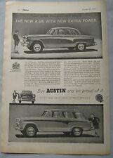 1956 Austin A.95 Original advert