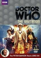 Doctor Who: The Visitation Special Edition 2 disc (DVD) BRAND NEW/FACTORY SEALED