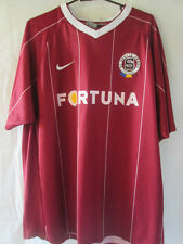 Sparta Praha Prague 2007-2008 Home Football Shirt Size xl /9955