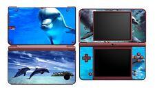 Dolphins 337 Vinyl Decal Skin Sticker for Nintendo DSi NDSi XL LL