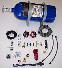 HONDA ACURA LEXUS NITROUS OXIDE WET KIT UP TO 200HP