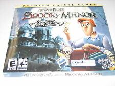 MORTIMER BECKETT AND THE SECRETS OF SPOOKY MANOR HIDDEN OBJECT GAME